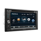 Dvd Pantalla 2-din Nesa Usb & Bluetooth 4.0,playsound