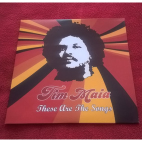 Lp Vinil Tim Maia These Are The Songs Duplo