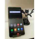 Smartphone Nubia M2 Preto 4/64gb Tel5.5 Usado