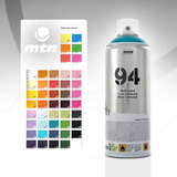 Aerosol Montana Colors 94 Colores Mate