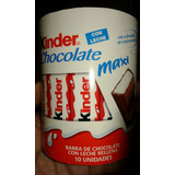 Chocolate Kinder Maxi Por 10u X 21gs Floresta