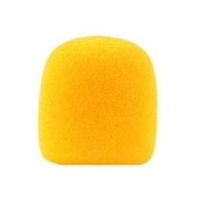 Espuma De Microfone De Mão Sm58 - 01 Peça - Amarela