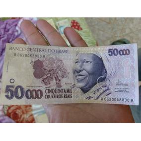 Nota De 500000 Cruzeiros Baiana