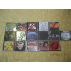 Cds De Rock Metallica, Slipknot, Now 7 Y Otros