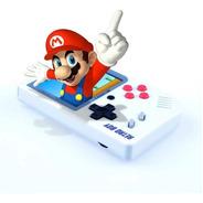 Consola Level Up Retro Boy Juego Portatil 168 Tipo Game Boy