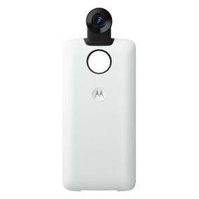 Moto Mods Camara 360 Motorola Para Moto Z