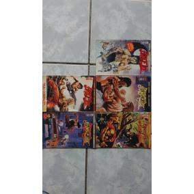 Coleção De Revistas Bruce Lee