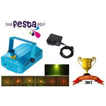 Projetor Laser Holografico Portátil