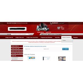 Script Php Loja Virtual Estilo Carrefour + Chat + Cielo ... dd3f313646