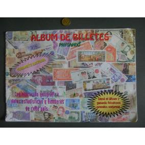 Album De Billetes Paysandu Vacio Figuritas Año 1994