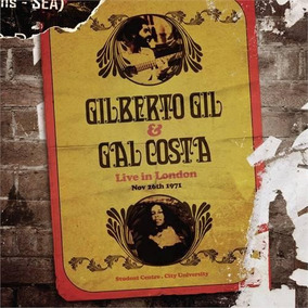 Gilberto Gil E Gal Costa - Live In London 71