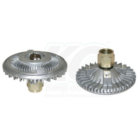 Fan Clutch Chevrolet S10 Pickup L4 2.2l 1997 - 2003 Xkp