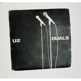 U2 Duals Cd Smapler Original Importado Con Poster 2011