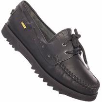 Sapato San-marino Cheyenne Conforto Couro Legitimo -10100