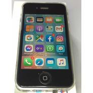 iPhone 4s 16 Gb Completo Em Ótimo Estado, Com Redes Sociais