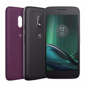 Smartphone Moto G4 Play Dtv Colors Dual Xt1603 5