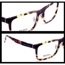 Óculos Hugo Boss - Armação ( O R I G I N A L ) Na Caixa Novo