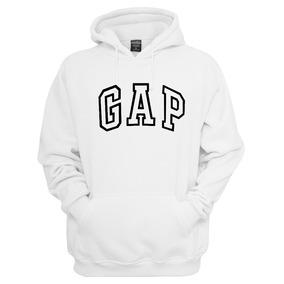 Moletom Gap Masculino E Feminino Blusa De Frio Canguru