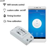 Enchufe Wifi Controlado Por Celular 220v 10a