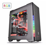 Gabinete Thermaltake Versa C21 Rgb Black En Pergamino