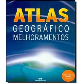 Atlas Geografico Melhoramentos - 15 Ed