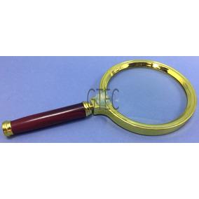Lupa De Mao 90mm Aumento De 10x - Instrumentos Ópticos no Mercado ... b2028aa713