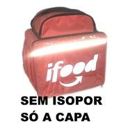 Kit Com 3 Mochilas Ifood 45 Lts Sem Isopor - Original