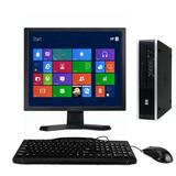 Computadora Hp Elite, C2d 3.0, Nueva 4gb, 160gb, Dvdrw, W...