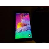 Telefono Android Samsung Galaxy Note 4 Liberado 4g 16 Mp