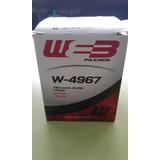 Filtro De Aceite 4967 Cinascar Zx Auto Grand Tiger 1.3l
