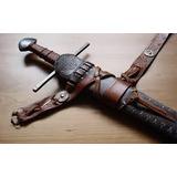 Espadas Medievais Forjadas