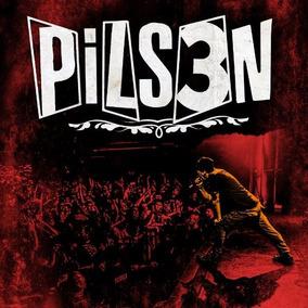 Cd Pilsen - Pils3n ( Los Violadores ) Eshop Big Bang Rock