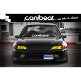 Calcomanias /stikers Jdm Europeo Carros Vidrio Bajo