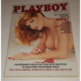 Revista Playboy --- Numero De Febrero De 1982