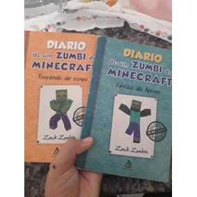 Livro Diário De Um Zumbí