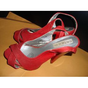 Zapatillas Rojas Klass 23