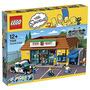 Juguete Lego The Simpsons Kwik-e-mart