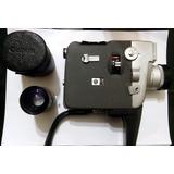 Antigua Filmadora 8mm Canon Motor Zoom 8 Eee