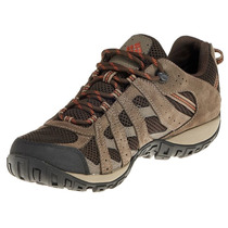 Zapatillas Columbia Trekking Impermeable Hombre Local
