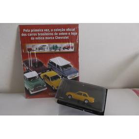 1 Carrinho 1:43 Chevete 1979 Coleção Carros Brasileiros
