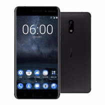 Celular Nokia 6 4gb Ram Memoria 64gb Camara 16mp Android 7