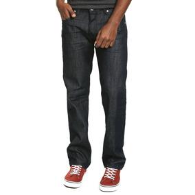 Jeans Azul Marino - Quiksilver - 887619 - Azul Marino