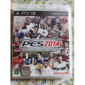 Pes 2014 Pro Evolution Soccer Playstation 3 Português