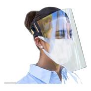 Protector Careta Facial Cubrebocas 20 Piezas De Fabrica