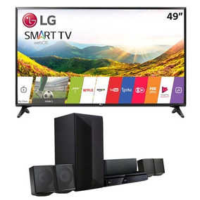 Home Theater Lg Lhb625m 5.1 Bluray 3d Smart Tv Le 1000w Rms