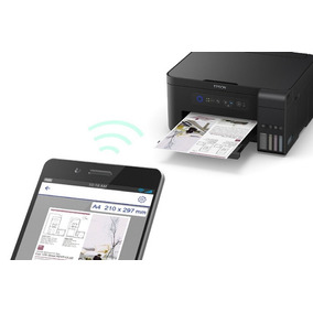 Impressora Multifuncional Epson Ecotank L4150