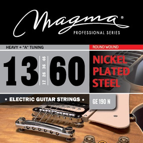Encordado Guitarra Electrica Magma Nickel 08 09 10 11 12 13