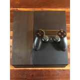 Playstation 4 De 500gb Con Un Joystick