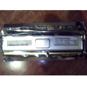 Memorias 2gb 2rx4 Pc2-5300f-555-11-h0 D1 Para Servidor