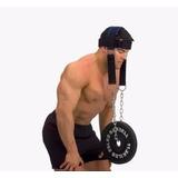 Cinturón Arnés De Cabeza Cuello Fuerza De Elevación Pesas